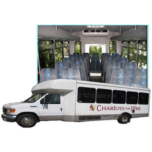 24 Passenger Shuttle Bus