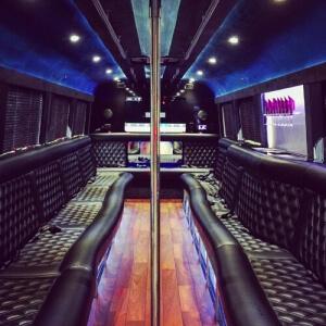 32 Passenger Athena Interior