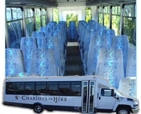 32 Passenger Shuttle Bus