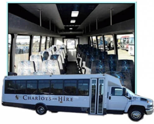 35 Passenger Shuttle Bus