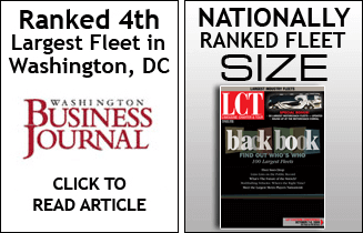 Chariots for Hire Fleet Rankings